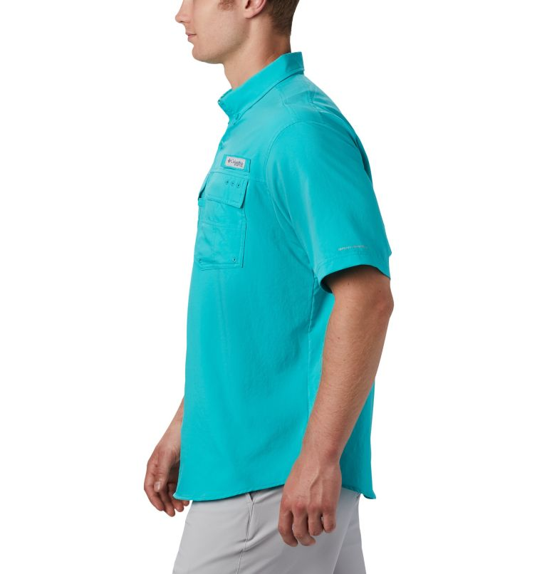 Men's PFG Blood and Guts™ III Short Sleeve Woven Shirt Men's PFG Blood and Guts™ III Short Sleeve Woven Shirt, a2