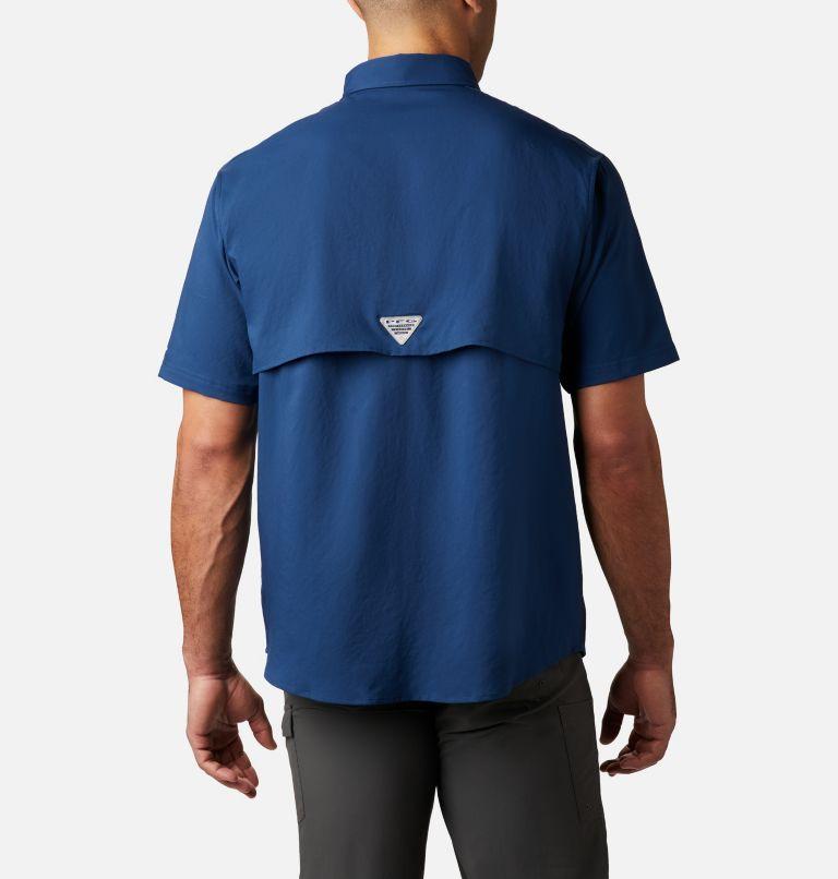 Men's PFG Blood and Guts™ III Short Sleeve Woven Shirt Men's PFG Blood and Guts™ III Short Sleeve Woven Shirt, back