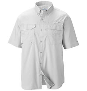 Men's PFG Blood and Guts™ III Short Sleeve Woven Shirt – Big