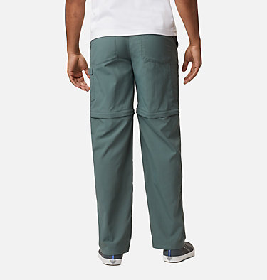 Men's PFG Blood 'N Guts™ III Convertible Pants Blood and Guts™ III Convertible Pant | 160 | 28, Pond, back