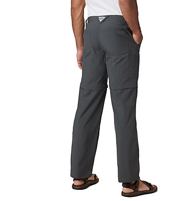 Men's PFG Blood 'N Guts™ III Convertible Pants - Big Blood and Guts™ III Convertible Pant | 337 | 54, Grill, back