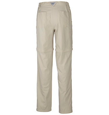 Men's PFG Blood 'N Guts™ III Convertible Pants - Big Blood and Guts™ III Convertible Pant | 337 | 54, Fossil, back