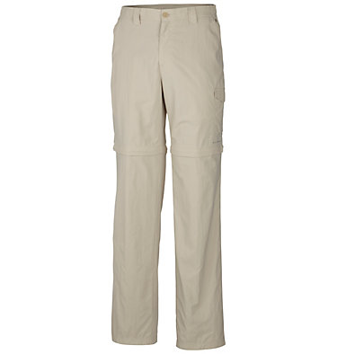 Men's PFG Blood 'N Guts™ III Convertible Pants - Big Blood and Guts™ III Convertible Pant | 337 | 54, Fossil, front