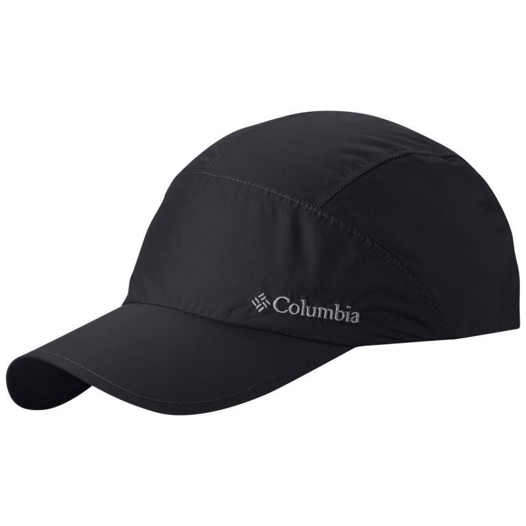 INTERNATIONAL HEADWEAR Cap Showerproof Mens Coated Cotton White Peaked S-XL