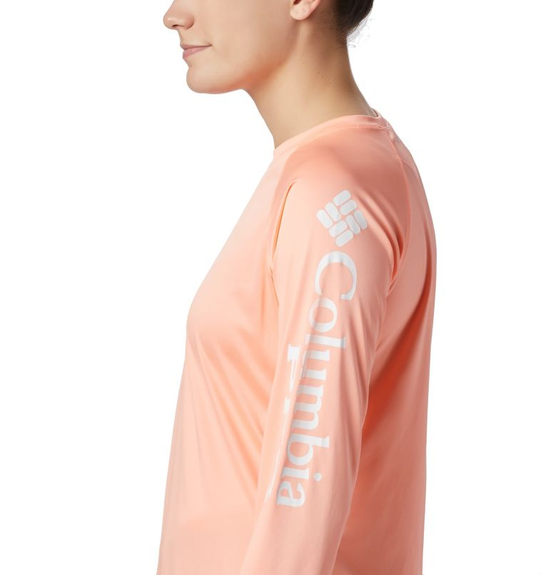 Women's PFG Tidal Tee™ II Long Sleeve Shirt Women's PFG Tidal Tee™ II Long Sleeve Shirt, a4