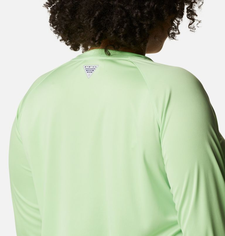 Women's PFG Tidal Tee™ II Long Sleeve - Plus Size Women's PFG Tidal Tee™ II Long Sleeve - Plus Size, a3