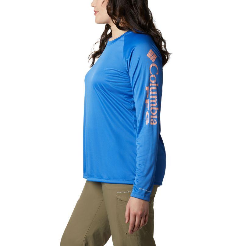 Women's PFG Tidal Tee™ II Long Sleeve - Plus Size Women's PFG Tidal Tee™ II Long Sleeve - Plus Size, a1