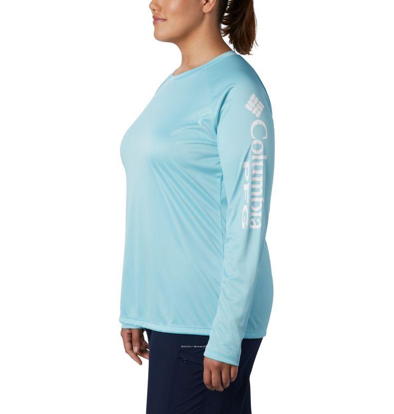 Women's PFG Tidal Tee™ II Long Sleeve - Plus Size Women's PFG Tidal Tee™ II Long Sleeve - Plus Size, a3