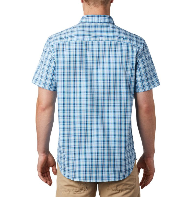 Men's Rapid Rivers™ II Short Sleeve Shirt – Big Men's Rapid Rivers™ II Short Sleeve Shirt – Big, back
