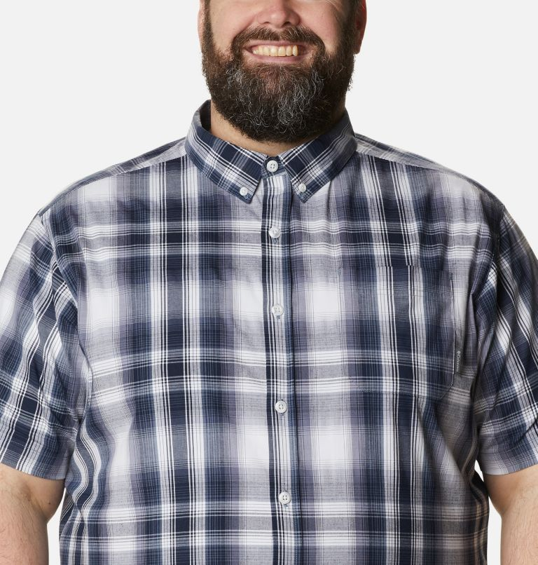 Men's Rapid Rivers™ II Short Sleeve Shirt - Big Men's Rapid Rivers™ II Short Sleeve Shirt - Big, a2