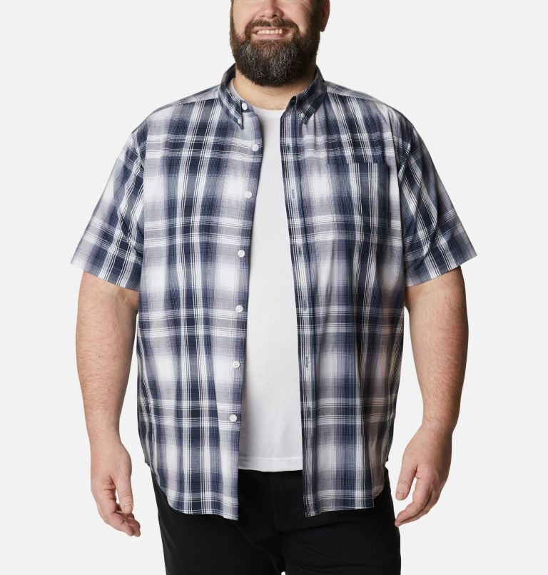 Men's Rapid Rivers™ II Short Sleeve Shirt - Big Men's Rapid Rivers™ II Short Sleeve Shirt - Big, a3