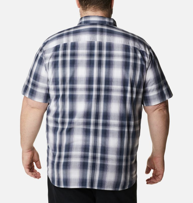 Men's Rapid Rivers™ II Short Sleeve Shirt - Big Men's Rapid Rivers™ II Short Sleeve Shirt - Big, back