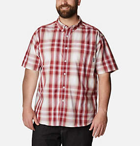 Men's Rapid Rivers™ II Short Sleeve Shirt - Big