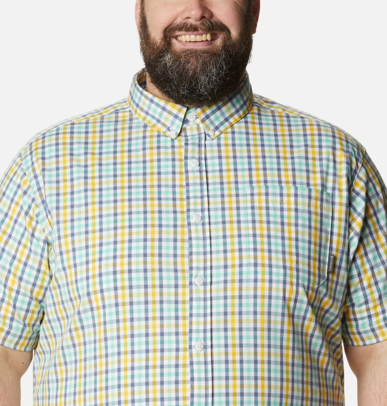 Men's Rapid Rivers™ II Short Sleeve Shirt – Big Men's Rapid Rivers™ II Short Sleeve Shirt – Big, a2