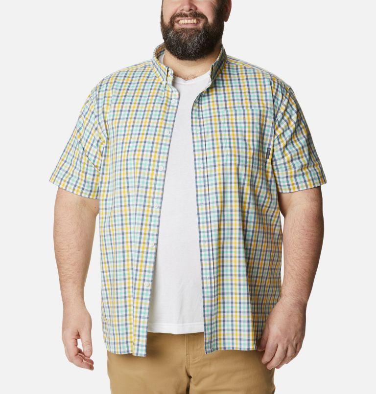 Men's Rapid Rivers™ II Short Sleeve Shirt – Big Men's Rapid Rivers™ II Short Sleeve Shirt – Big, a3