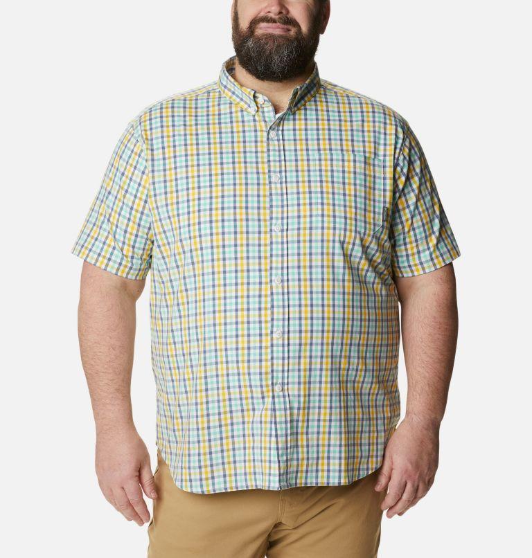 Men's Rapid Rivers™ II Short Sleeve Shirt – Big Men's Rapid Rivers™ II Short Sleeve Shirt – Big, front