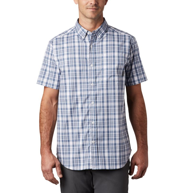 Men's Rapid Rivers™ II Short Sleeve Shirt – Tall Men's Rapid Rivers™ II Short Sleeve Shirt – Tall, front