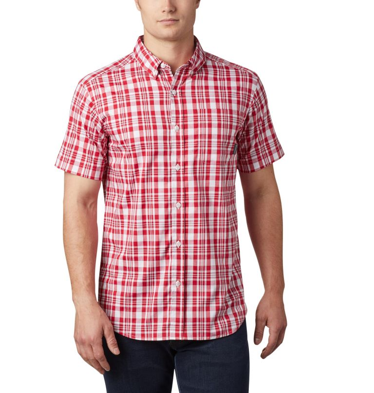Men's Rapid Rivers™ II Short Sleeve Shirt – Tall Men's Rapid Rivers™ II Short Sleeve Shirt – Tall, front