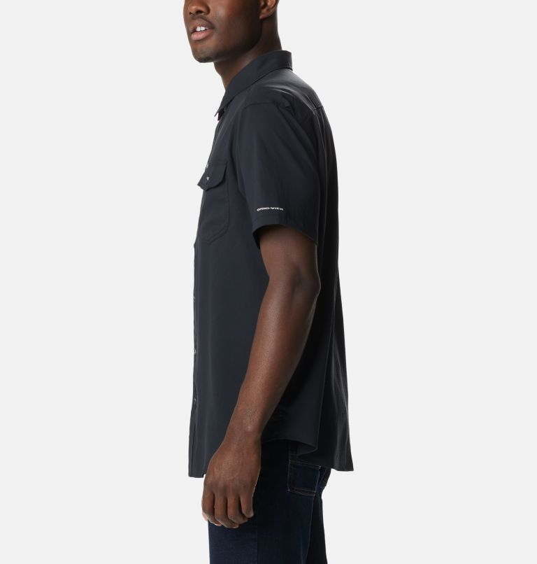 Utilizer™ II Solid Short Sleeve Shirt | 010 | XXL Men's Utilizer™ II Solid Short Sleeve Shirt, Black, a1