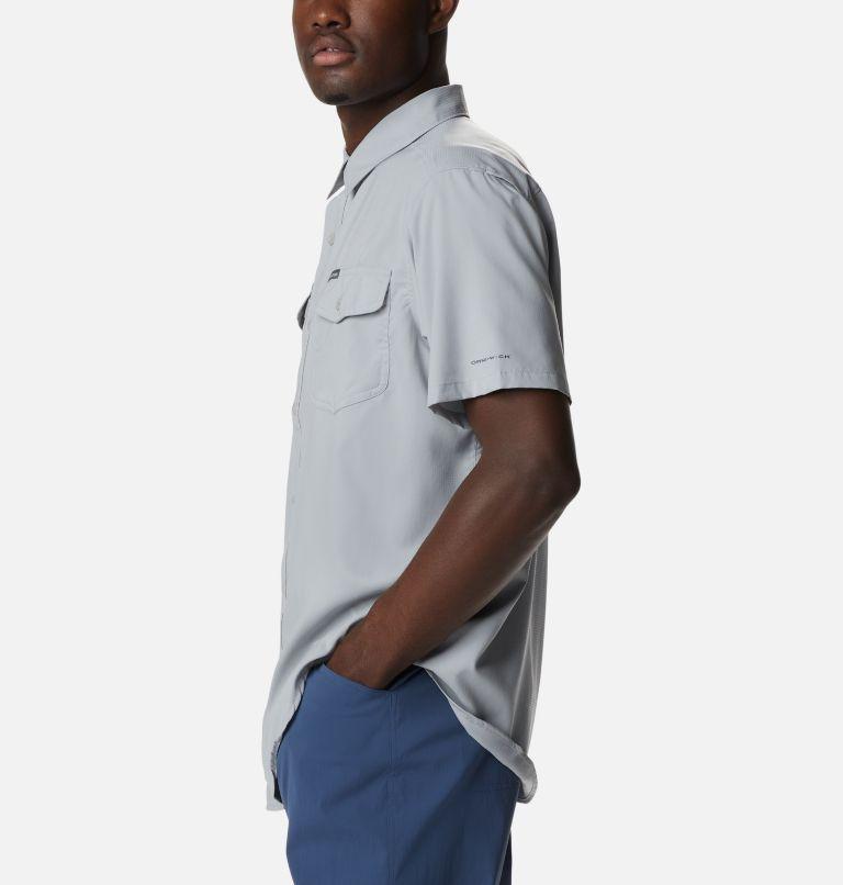 Utilizer™ II Solid Short Sleeve Shirt | 039 | M Men's Utilizer™ II Solid Short Sleeve Shirt, Columbia Grey, a1