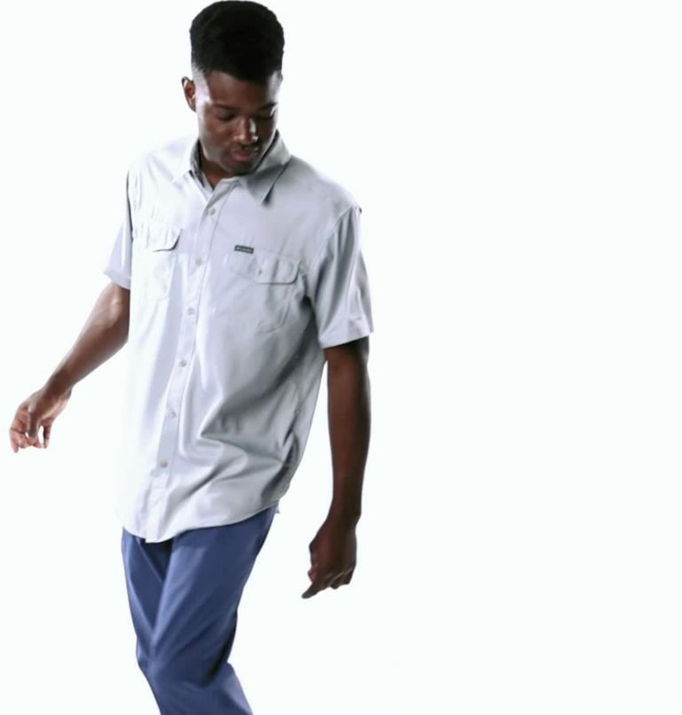 Men's Utilizer™ II Solid Short Sleeve Shirt Men's Utilizer™ II Solid Short Sleeve Shirt, video