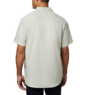 Men's Utilizer™ II Solid Short Sleeve Shirt Utilizer™ II Solid Short Sleeve Shirt | 464 | L, Pixel, back