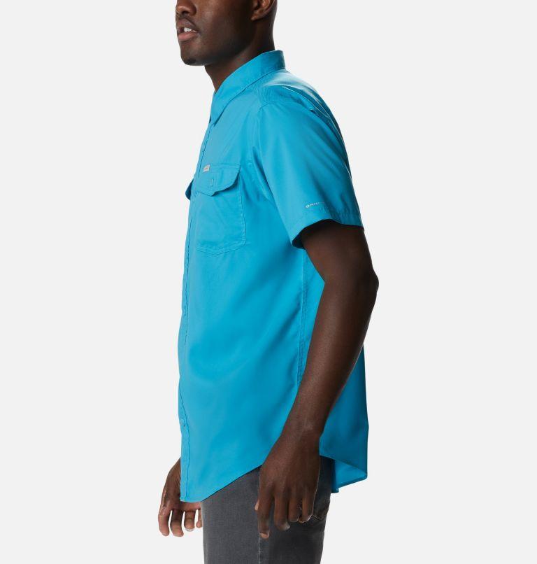 Utilizer™ II Solid Short Sleeve Shirt | 451 | XXL Men's Utilizer™ II Solid Short Sleeve Shirt, Clear Water, a1