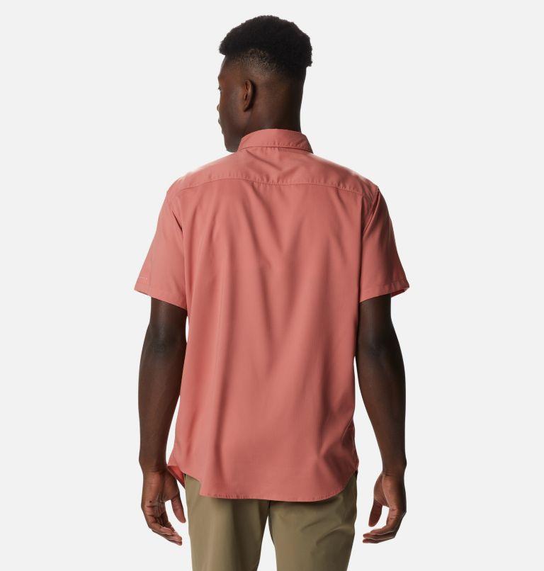 Men's Utilizer™ II Solid Short Sleeve Shirt Men's Utilizer™ II Solid Short Sleeve Shirt, back