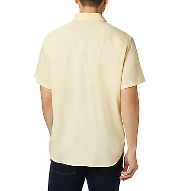 Men's Utilizer™ II Solid Short Sleeve Shirt Utilizer™ II Solid Short Sleeve Shirt | 464 | L, Cane, back