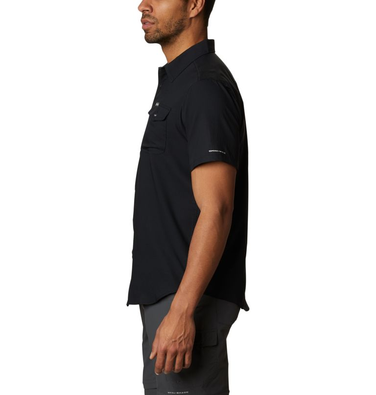 Men's Utilizer™ II Solid Short Sleeve Shirt – Big Men's Utilizer™ II Solid Short Sleeve Shirt – Big, a1
