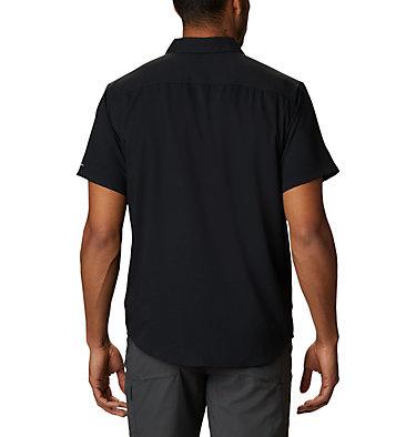 Men's Utilizer™ II Solid Short Sleeve Shirt – Big Utilizer™ II Solid Short Sleeve Shirt | 464 | 1X, Black, back