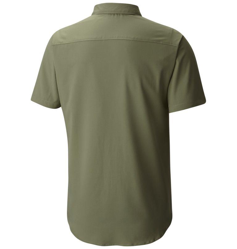Utilizer™ II Solid Short Sleev | 316 | 2X Chemise à manches courtes Utilizer™ II pour homme , Cypress, back