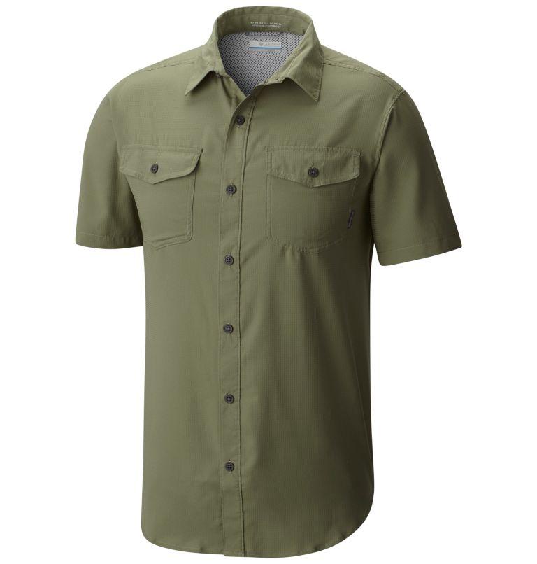 Men's Utilizer™ II Solid Short Sleeve Shirt – Big Men's Utilizer™ II Solid Short Sleeve Shirt – Big, front