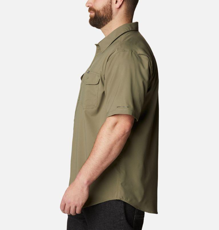 Men's Utilizer™ II Solid Short Sleeve Shirt – Big Men's Utilizer™ II Solid Short Sleeve Shirt – Big, a1