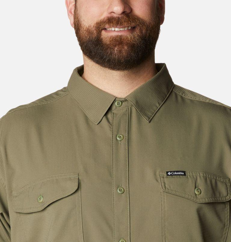 Men's Utilizer™ II Solid Short Sleeve Shirt – Big Men's Utilizer™ II Solid Short Sleeve Shirt – Big, a2
