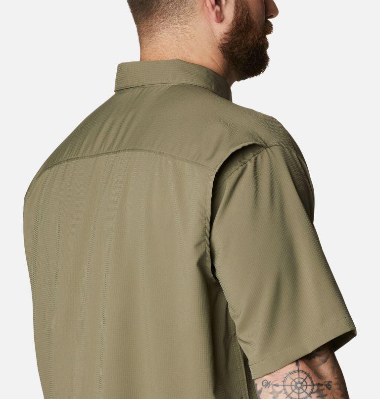 Men's Utilizer™ II Solid Short Sleeve Shirt – Big Men's Utilizer™ II Solid Short Sleeve Shirt – Big, a3