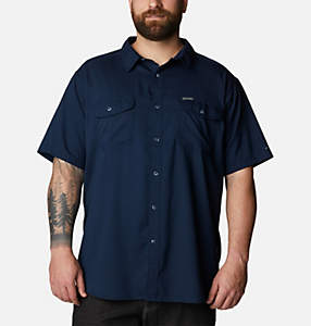 Men's Utilizer™ II Solid Short Sleeve Shirt – Big