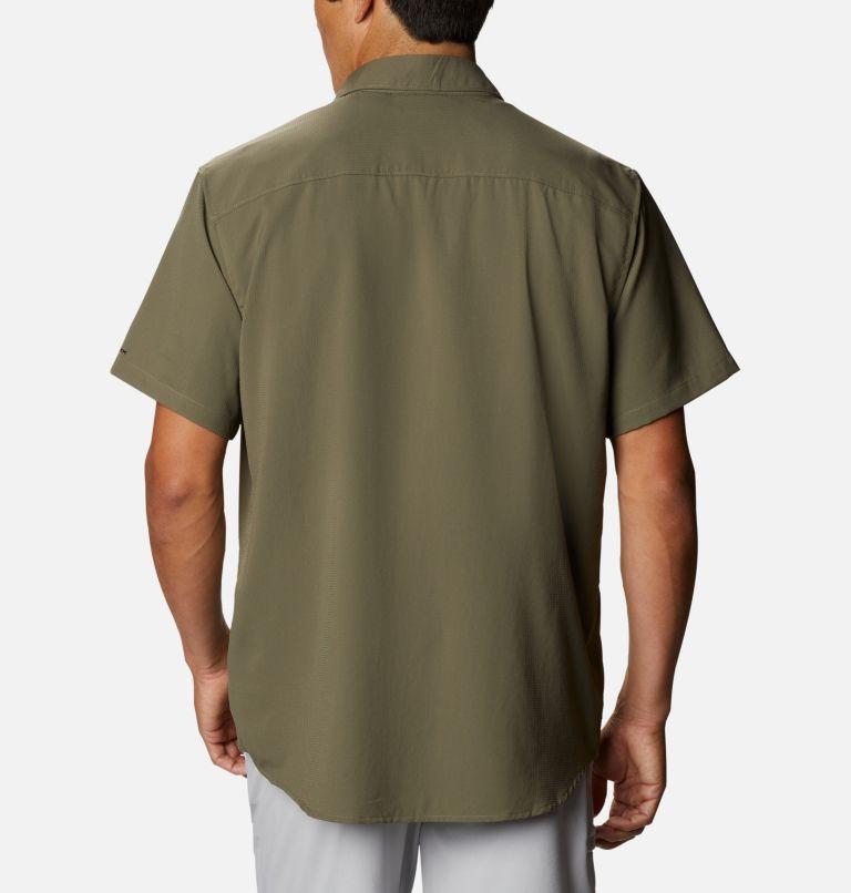 Men's Utilizer™ II Solid Short Sleeve Shirt – Tall Men's Utilizer™ II Solid Short Sleeve Shirt – Tall, back