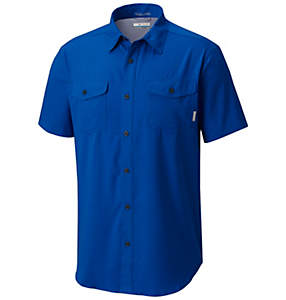 Men's Utilizer™ II Solid Short Sleeve Shirt – Tall