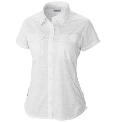 Women's Camp Henry™ Solid Short Sleeve Shirt , front