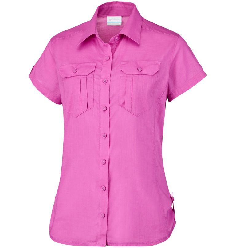 Chemise manches courtes unie Camp Henry™ pour femme Chemise manches courtes unie Camp Henry™ pour femme, front