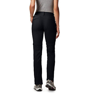 Saturday Trail™ II Zip-Hose mit Stretch für Damen Saturday Trail™ II Convertible | 337 | 12, Black, back
