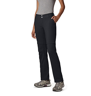 Pantalon convertible Saturday Trail™ II pour femme Saturday Trail™ II Convertible Pant | 023 | 10, Black, front