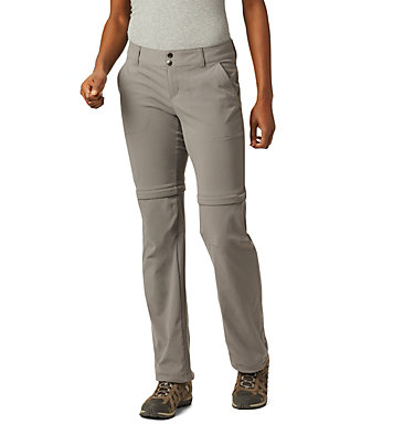 Pantalon convertible Saturday Trail™ II pour femme Saturday Trail™ II Convertible Pant | 023 | 10, City Grey, front