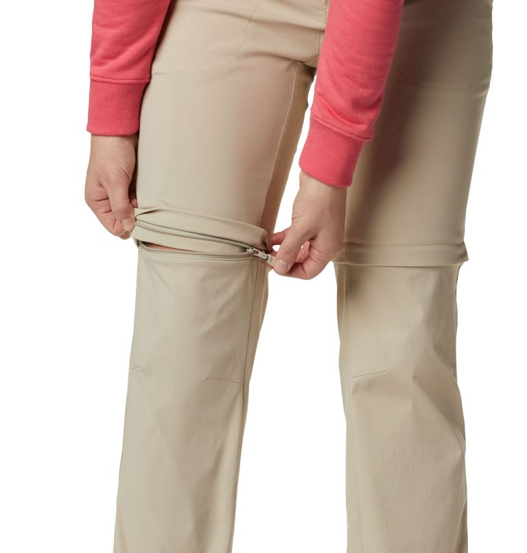 Saturday Trail™ II Convertible Pant | 160 | 6 Pantaloni convertibili Saturday Trail™ II Stretch da donna, Fossil, a4