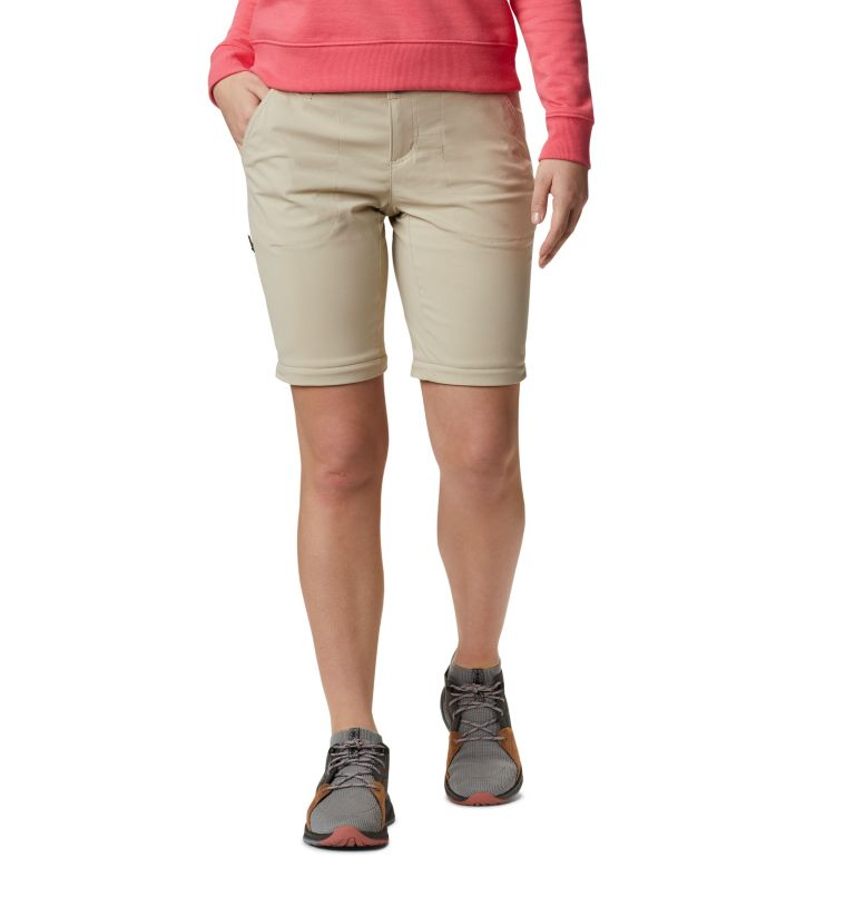 Saturday Trail™ II Convertible Pant | 160 | 6 Pantaloni convertibili Saturday Trail™ II Stretch da donna, Fossil, a6