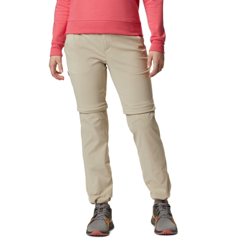 Saturday Trail™ II Convertible Pant | 160 | 6 Pantaloni convertibili Saturday Trail™ II Stretch da donna, Fossil, a7