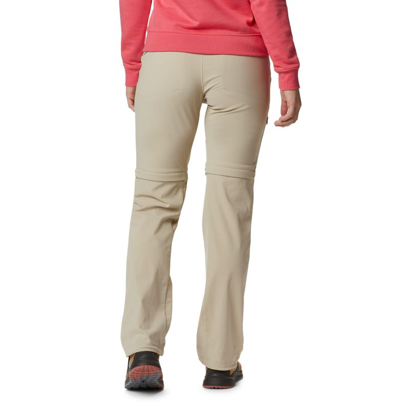 Saturday Trail™ II Convertible Pant | 160 | 6 Pantaloni convertibili Saturday Trail™ II Stretch da donna, Fossil, back