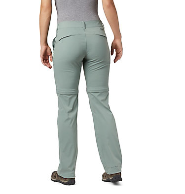 Women's Saturday Trail™ II Stretch Convertible Pants Saturday Trail™ II Convertible Pant | 023 | 10, Light Lichen, back