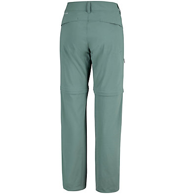 Saturday Trail™ II Zip-Hose mit Stretch für Damen Saturday Trail™ II Convertible | 337 | 12, Pond, back